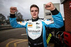 Pole position GT4: #10 Equipe Verschuur McLaren 570S GT4: Finlay Hutchison