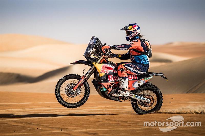 Toby Price, KTM Factory Racing