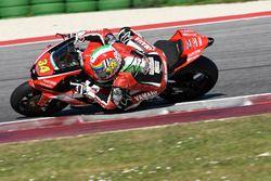 Kevin Manfredi, Yamaha, Team Rosso e Nero