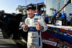 GTLM polesitter Joey Hand, Chip Ganassi Racing Ford