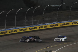 Noah Gragson, Kyle Busch Motorsports Toyota, crash