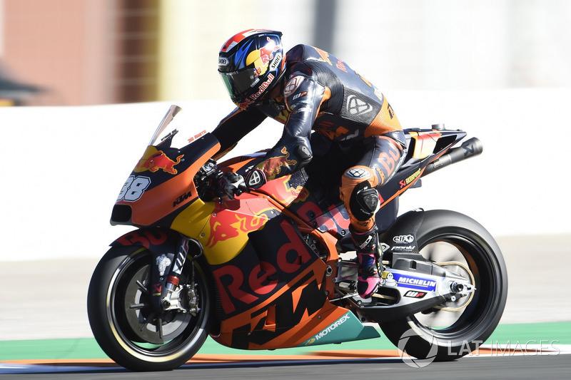 2017. Bradley Smith, Red Bull KTM Factory Racing