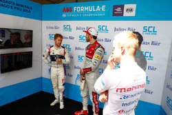 Sam Bird, DS Virgin Racing, Daniel Abt, Audi Sport ABT Schaeffler, Nelson Piquet Jr., Jaguar Racing,