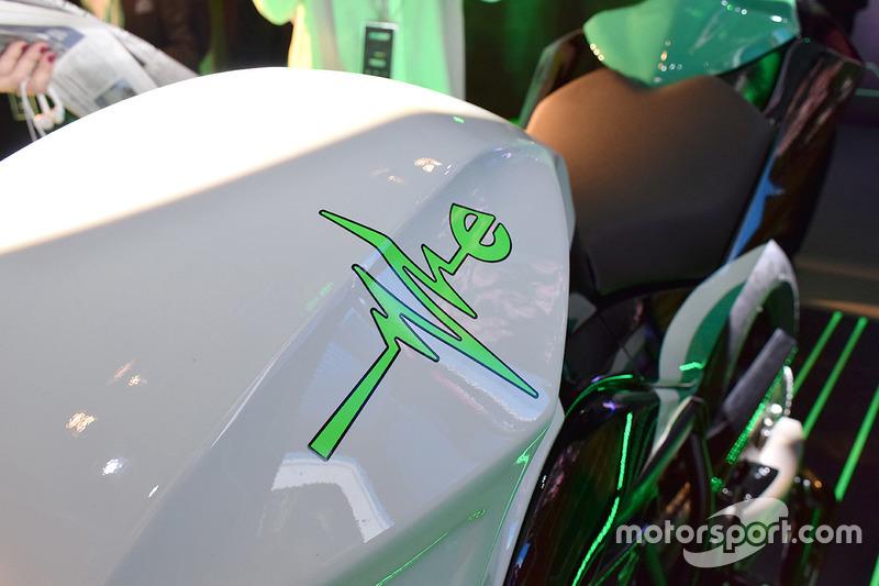 Detalle de la moto MotoE