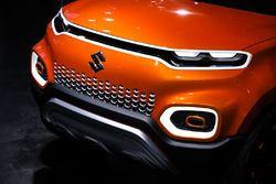 Maruti Suzuki concept Future S front detail
