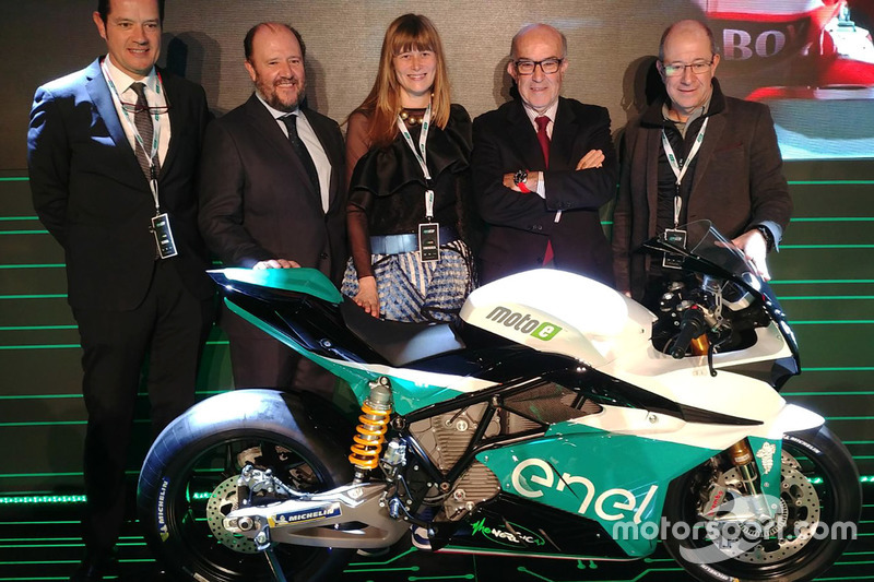 Launching MotoE