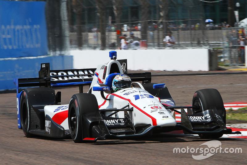 #19: Luca Filippi (Coyne-Honda)