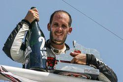 Second place Santiago Mangoni, Laboritto Jrs Torino