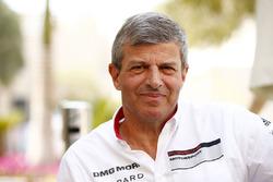 Fritz Enzinger, Head of Department LMP1 Porsche Team