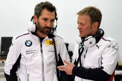 Timo Glock and Stefan Reinhold
