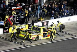 Arrêt aux stands pour Matt Crafton, ThorSport Racing Toyota