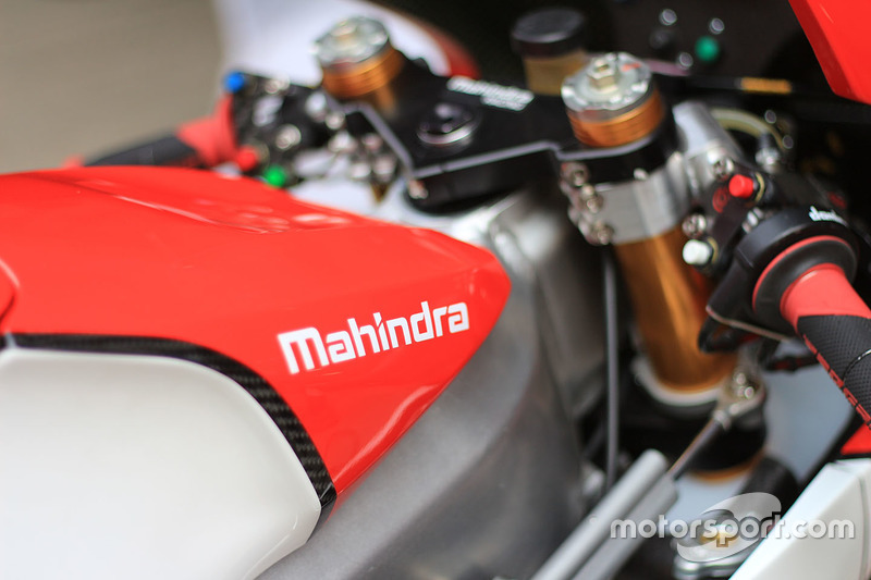 Mahindra MGP30, Detail