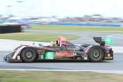 #8 Starworks Motorsports ORECA FLM09: Jack Hawskworth, Chris Cumming, Renger van der Zande, Alex Pop
