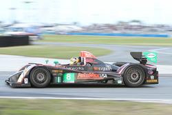 #8 Starworks Motorsports ORECA FLM09: Jack Hawskworth, Chris Cumming, Renger van der Zande, Alex Popow