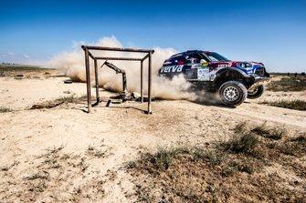 Kuba Przygonski, Timo Gottschalk, Mini JCW Rally