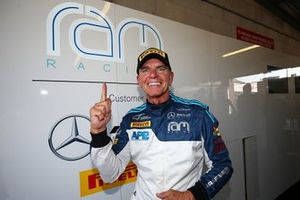 #6 RAM Racing Mercedes-AMG GT3: Ian Loggie