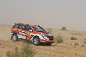 Gaurav Gill, Team Mahindra Adventure Super XUV500