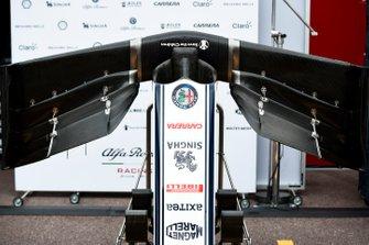 Alerón delantero Alfa Romeo Racing C38