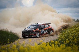Alexey Lukyanuk, Alexey Arnautov, Citroen C3 R5, Rally Liepaja, FIA ERC
