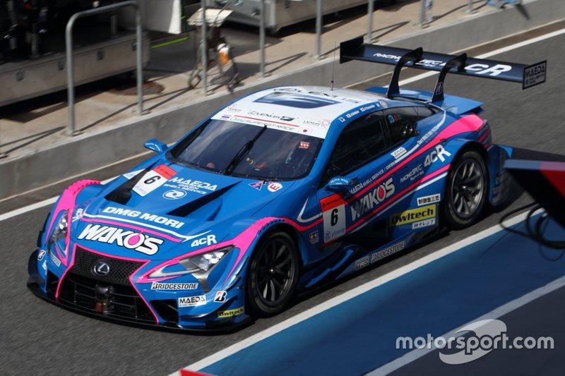 #6 Lexus LC500 (Le Mans) - Kenta Yamashita (JPN/24) & Kazuya Oshima (JPN/32): Noch nie von den beiden gehört? Beim Duo handelt es sich um die Super-GT-Meister 2019! Yamashita wird von Toyota als neuer WEC-Hoffnungsträger aufgebaut. Sein einziges Manko? Er spricht kaum Englisch. Oshima war bereits 2016 Vizemeister.