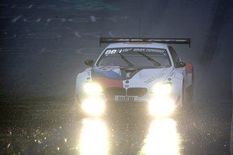 #42 BMW Team Schnitzer BMW M6 GT3: Augusto Farfus, Martin Tomczyk, Timo Scheider