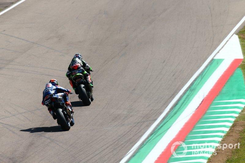 Leon Haslam, Kawasaki Racing Team, Michael van der Mark, Pata Yamaha