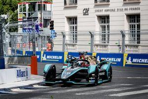 Mitch Evans, Panasonic Jaguar Racing, Jaguar I-Type 3, Andre Lotterer, DS TECHEETAH, DS E-Tense FE19