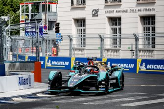 Mitch Evans, Panasonic Jaguar Racing, Jaguar I-Type 3, Andre Lotterer, DS TECHEETAH, DS E-Tense FE19
