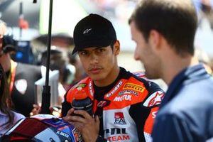 Michael Ruben Rinaldi, Barni Racing Team