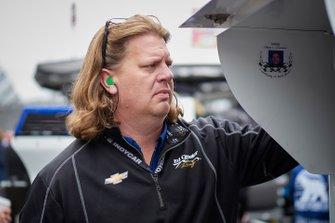 Ed Jones, Ed Carpenter Racing Chevrolet crew
