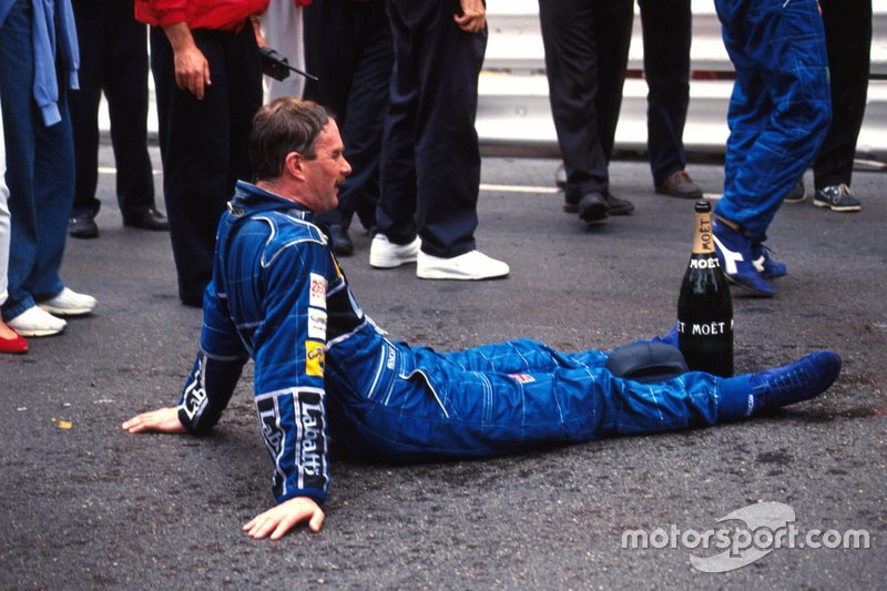 Nigel Mansell: 7 seizoenen bij Williams (1985 - 1988 en 1991 - 1994)