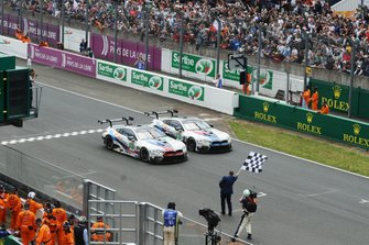 #81 BMW Team MTEK BMW M8 GTE: Martin Tomczyk, Nicky Catsburg, Philipp Eng #82 BMW Team MTEK BMW M8 GTE: Antonio Felix da Costa, Jesse Krohn, Augusto Farfus,