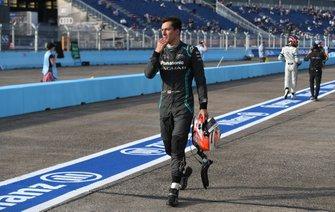 Alex Lynn, Panasonic Jaguar Racing