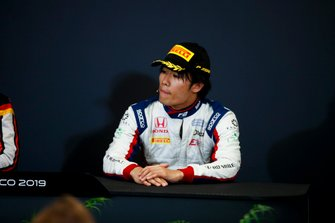 Nobuharu Matsushita, Carlin in the press conference