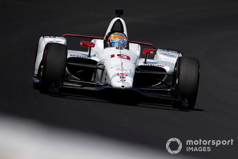 23. Santino Ferrucci, Dale Coyne Racing Honda