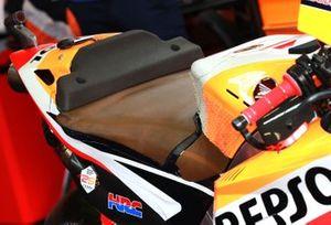 مقعد دراجة خورخي لورينزو، فريق ريبسول هوندا