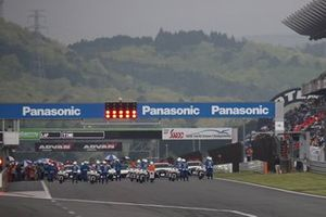 Starting grid atmosphere