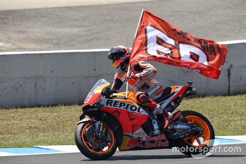 GP de España - Marc Marquez, Repsol Honda Team