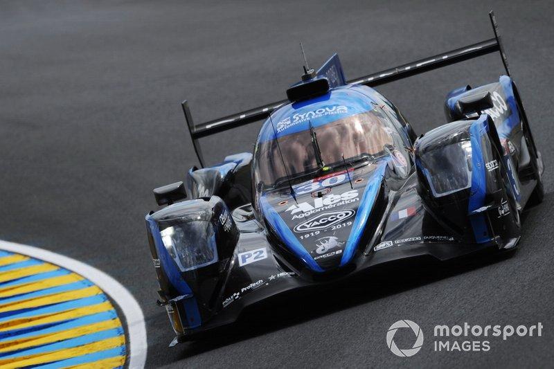 #30 Duqueine Engineering, Oreca 07: Nicolas Jamin, Pierre Ragues, Romain Dumas