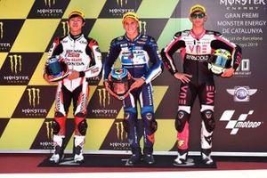 Ai Ogura, Honda Team Asia, Gabriel Rodrigo, Gresini Racing, Tony Arbolino, Team O