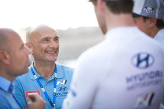 Габриэле Тарквини, Hyundai Motorsport