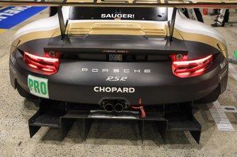 Porsche GT Team Porsche 911 RSR diffuser