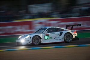 #94 Porsche GT Team Porsche 911 RSR: Sven Müller, Mathieu Jaminet, Dennis Olsen
