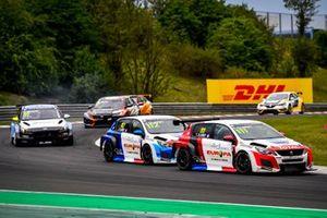 Teddy Clairet, Team Clairet Sport Peugeot 308 TCR, Jimmy Clairet, Team Clairet Sport Peugeot 308 TCR
