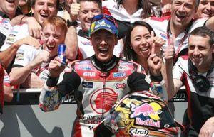 Le cinquième Takaaki Nakagami, Team LCR Honda