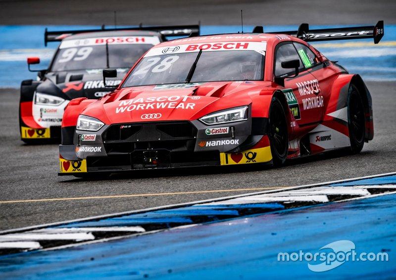 № 28 – Лоик Дюваль, Audi RS 5, команда – Audi Sport Team Phoenix