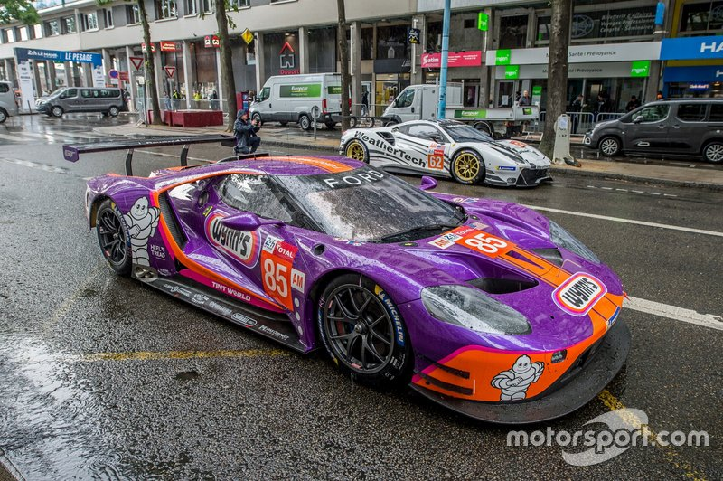 #85 Keating Motorsports Ford GT