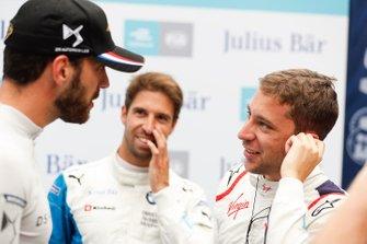 Jean-Eric Vergne, DS TECHEETAH con Antonio Felix da Costa, BMW I Andretti Motorsports, Robin Frijns, Envision Virgin Racing