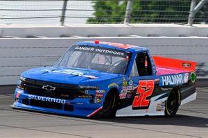 Stewart Friesen, Halmar Friesen Racing, Chevrolet Silverado Halmar International