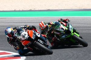 Toprak Razgatlioglu, Turkish Puccetti Racing e Jonathan Rea, Kawasaki Racing Team
